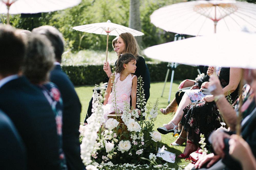 floral aisle wedding Wildeflower 12