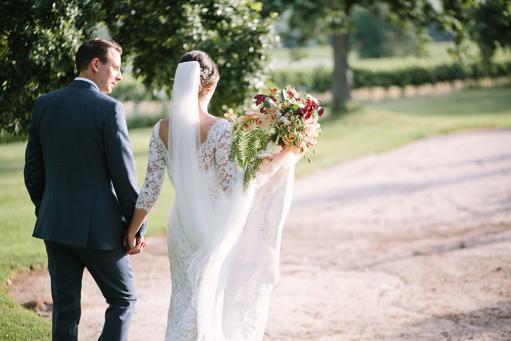 Wildeflower luxury wedding flowers bouquet