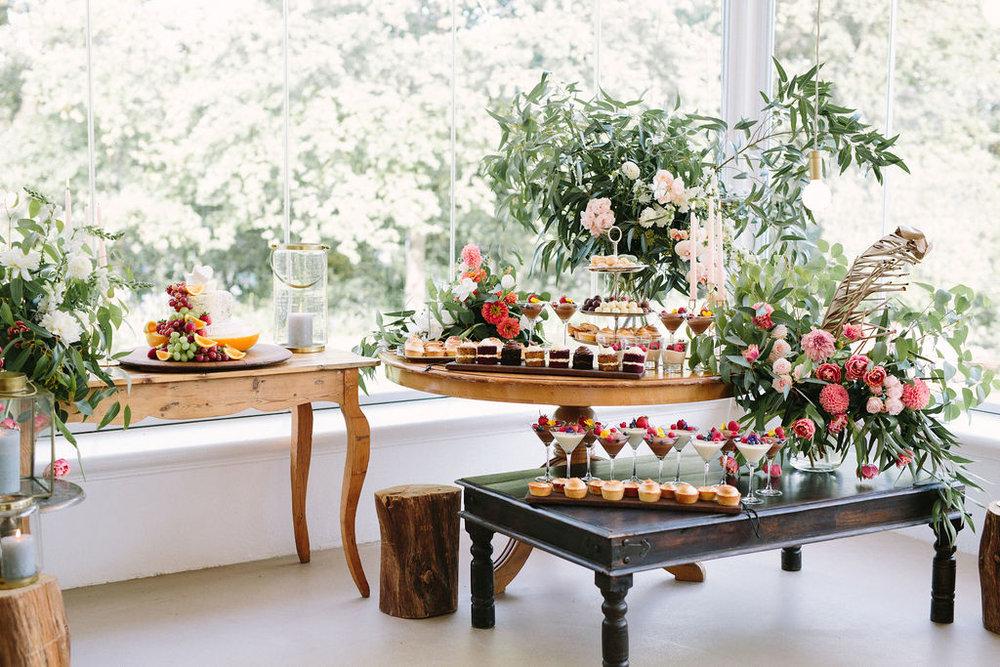 Wildeflower luxury wedding flowers vrede en lust