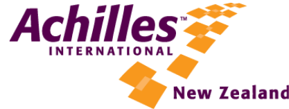 Achilles International New Zealand logo