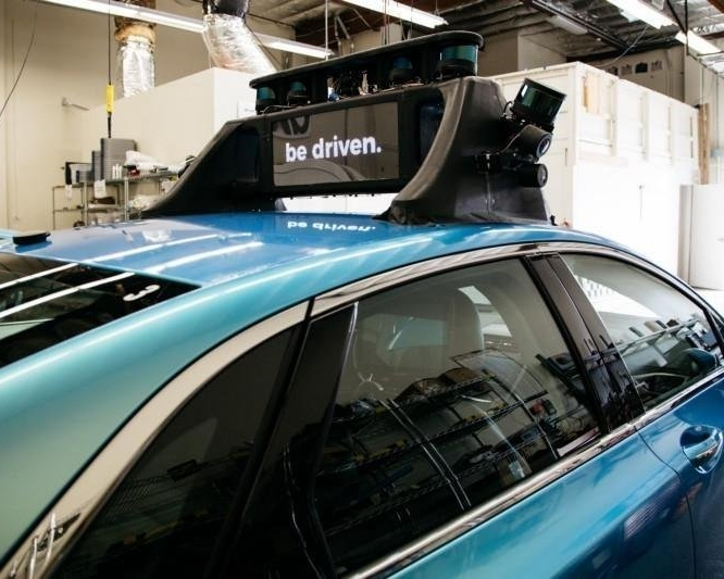 Prototyping at Drive.ai - Designing a roof rack for Drive.ai an autonomous vehicle company with a deep learning first approach to driving.