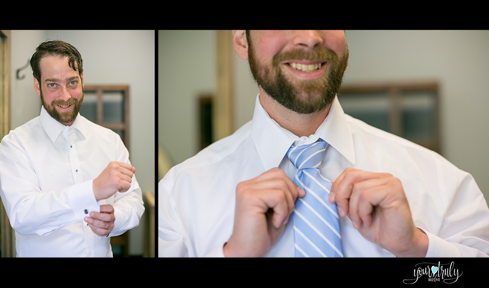 Wedding Photography Packages - San Diego, CA - Japanese Friendship Garden - Groom getting ready.