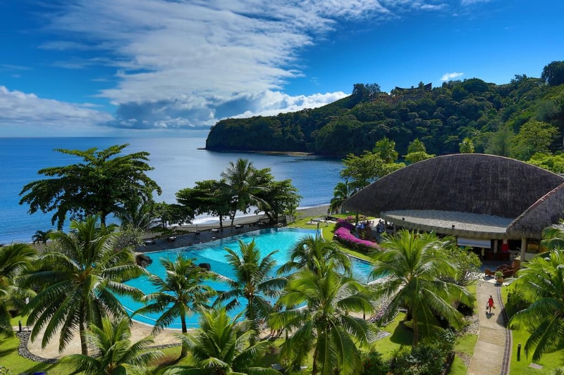 Photo Credit: Tahiti Pearl Beach Resort