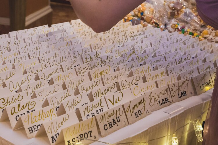 tips-on-how-to-host-an-unforgettable-wedding-shower-diy-seating-cards