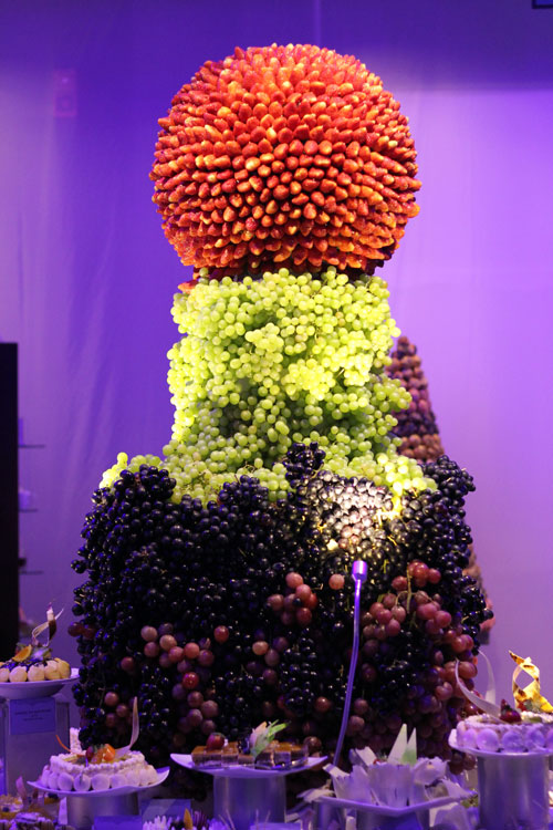 Dessert Room Sculpture