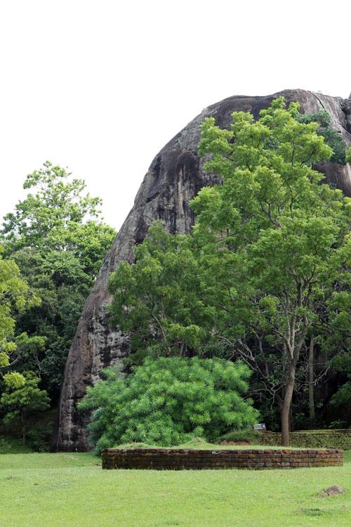 Sigiriya Elephant Rock