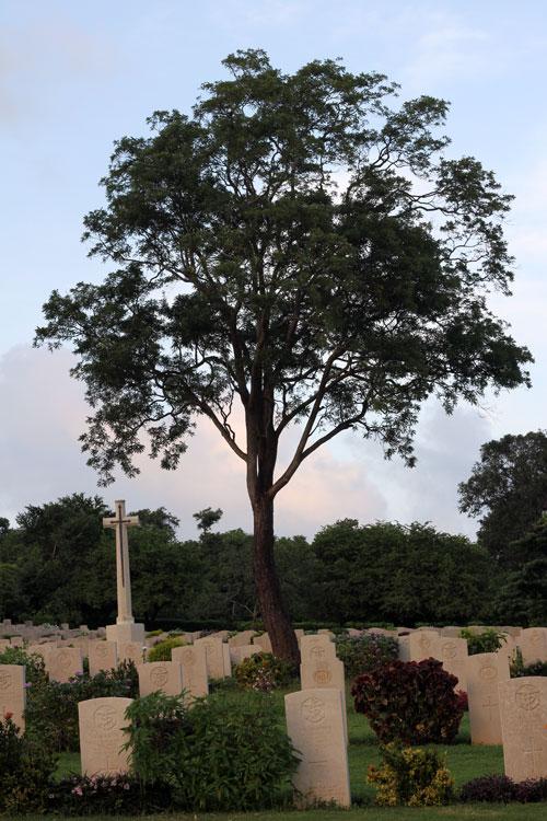 Trincomalee War Cemetery