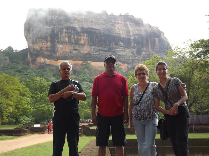 Sigiriya - Family