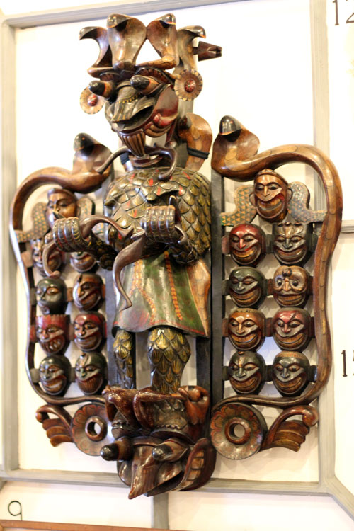 Ariyapala Masks Museum - Shop