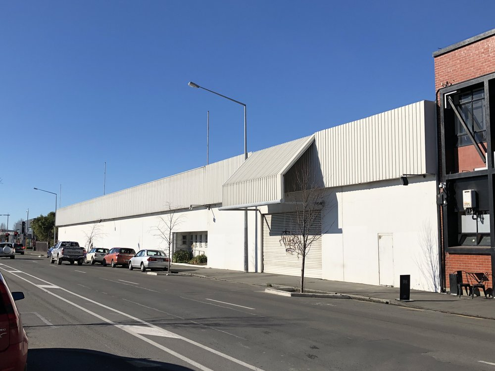 New City Campus, Tuam Street, CBD