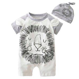 6603f3caccb Baby Lion Romper (Set)