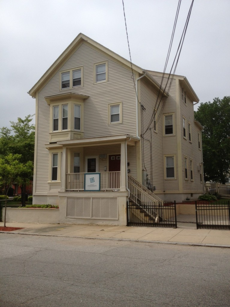 Preservation of 47 Goddard Street