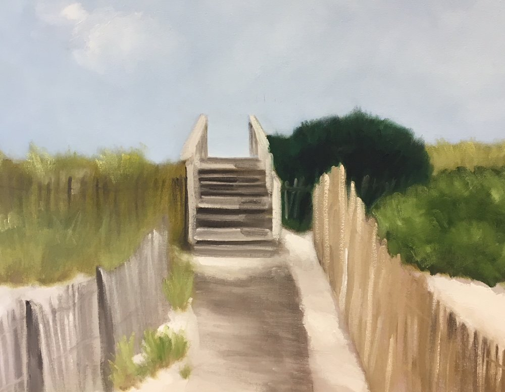 """Dune Path"" 