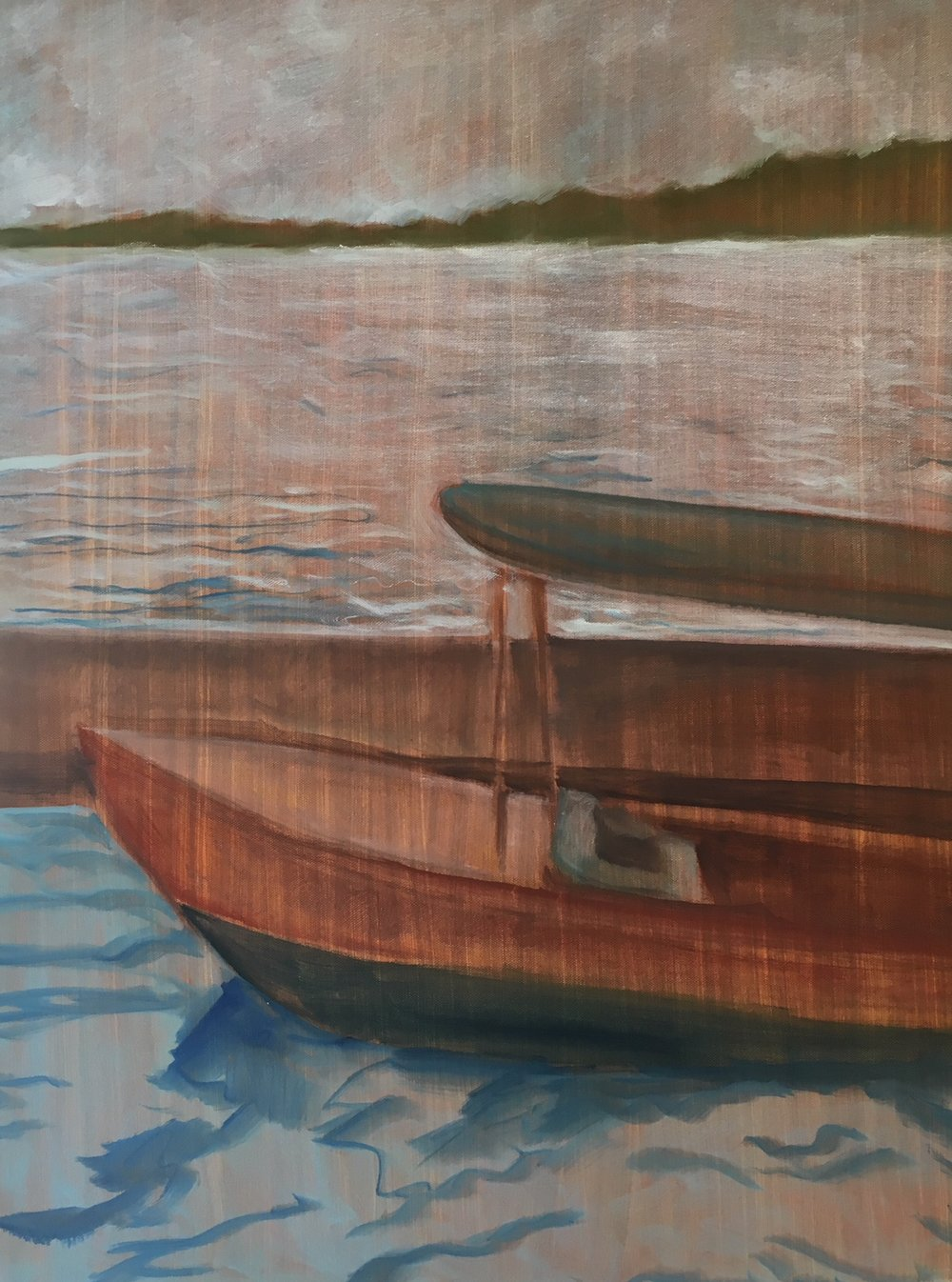 """""""Canopy Boat"""" 