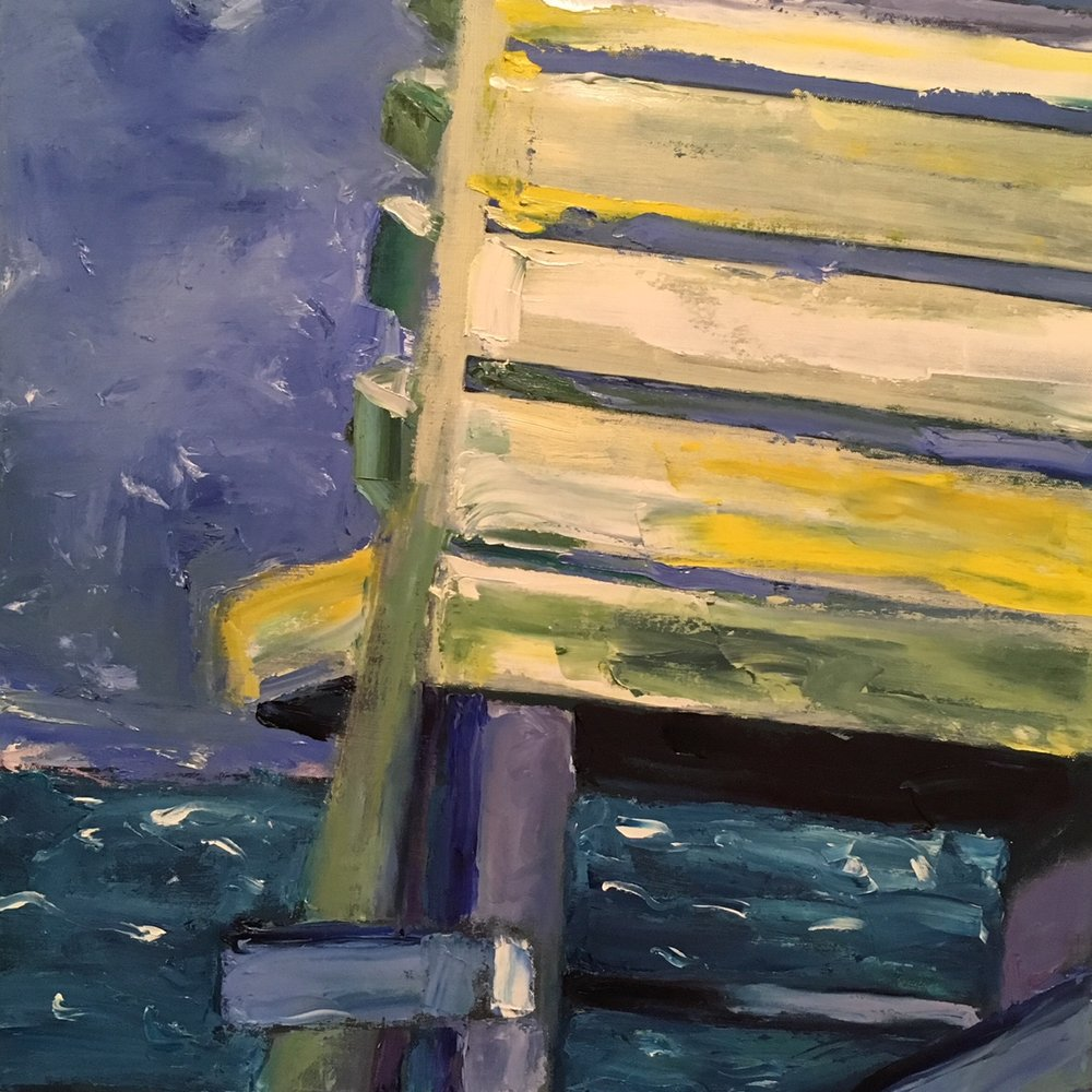 """Lifeguard Chair"" 