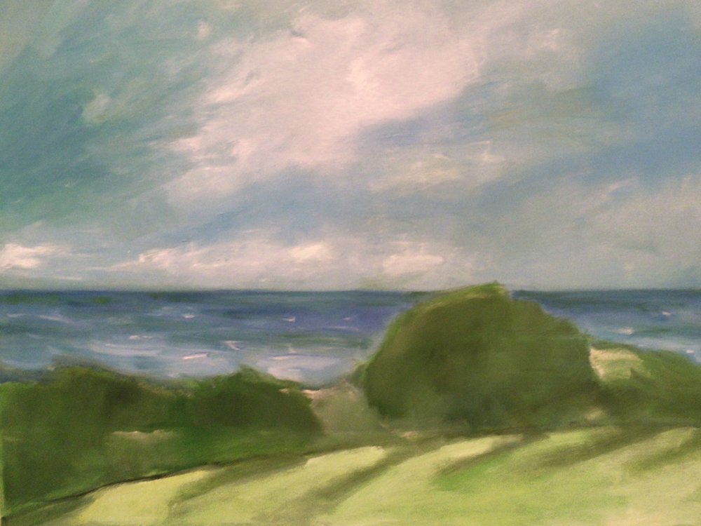 """Drive To Robert Moses"" 