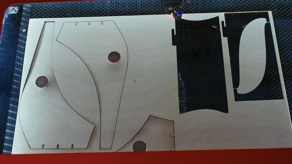 Laser Cut 2