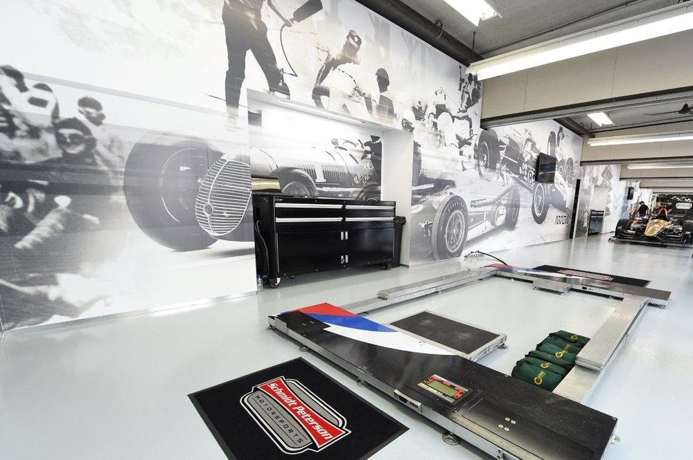 Schmidt Peterson Indy 500