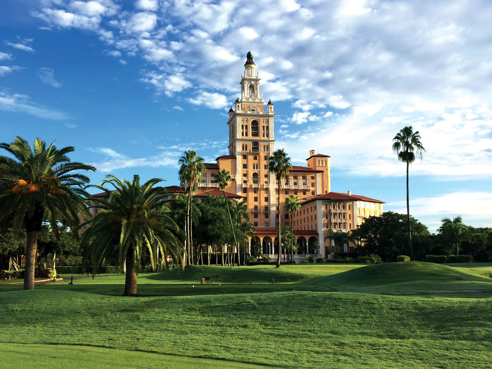 The Biltmore - Coral Gables, FL *World Headquarters Phone: 1-305-591-6409 biltmore@jimmclean.com