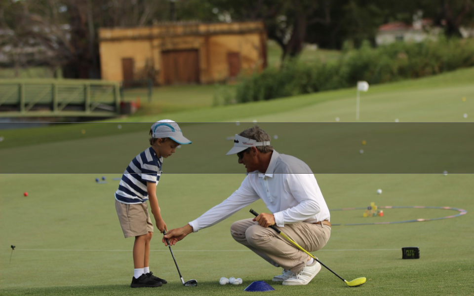 JUNIOR GOLF -