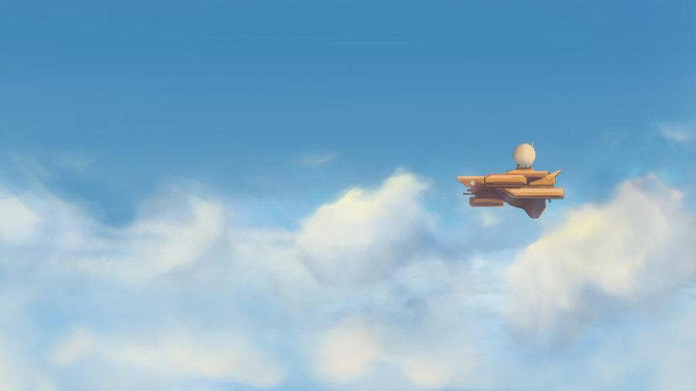 among the Clouds - Triple Tech
