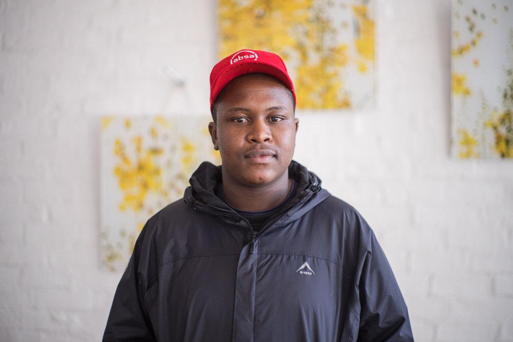 Luntu Mavukuza| Younglings 2016