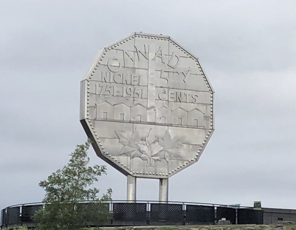 Hey, is that a Big Nickel in your pocket or are flipping your coin for me?