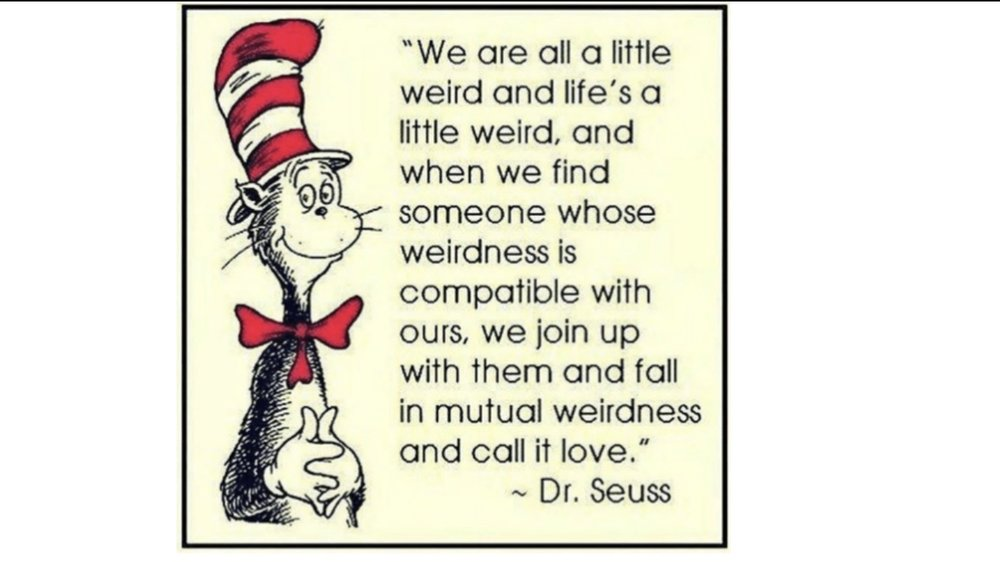 This is the very first quote, that my wife and I mutually loved!