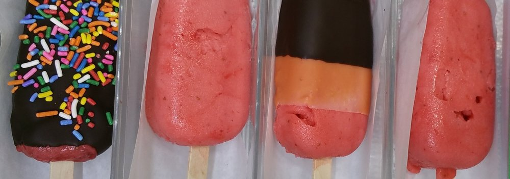 Gelato Pops - Pick your Stick