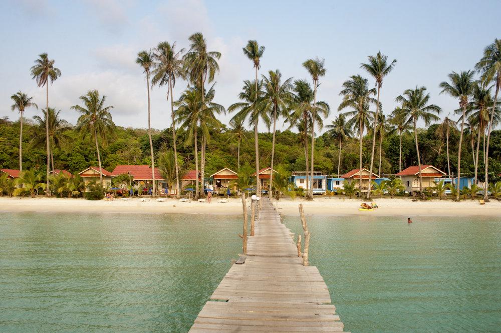 Bang Bao beach, Koh Kood/ Thailand