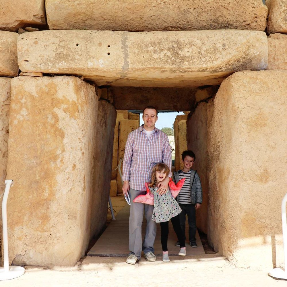 hagar qim and family day trips in malta
