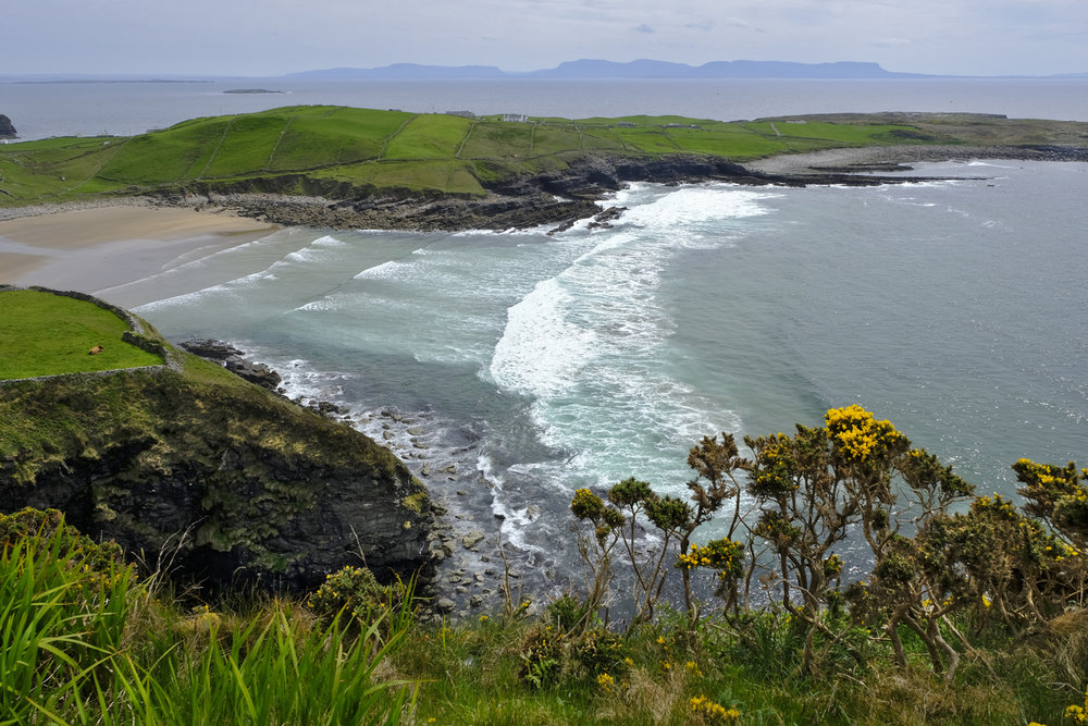 Wild Atlantic Way, Donegal Ireland