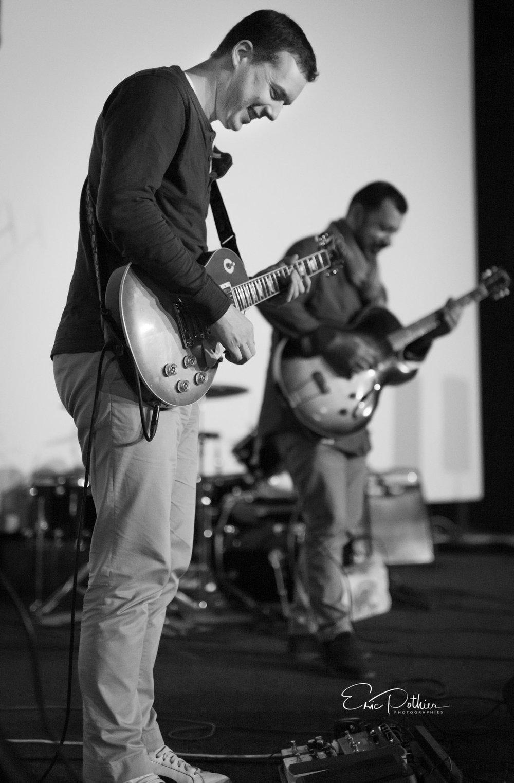 Rock and Girolles
