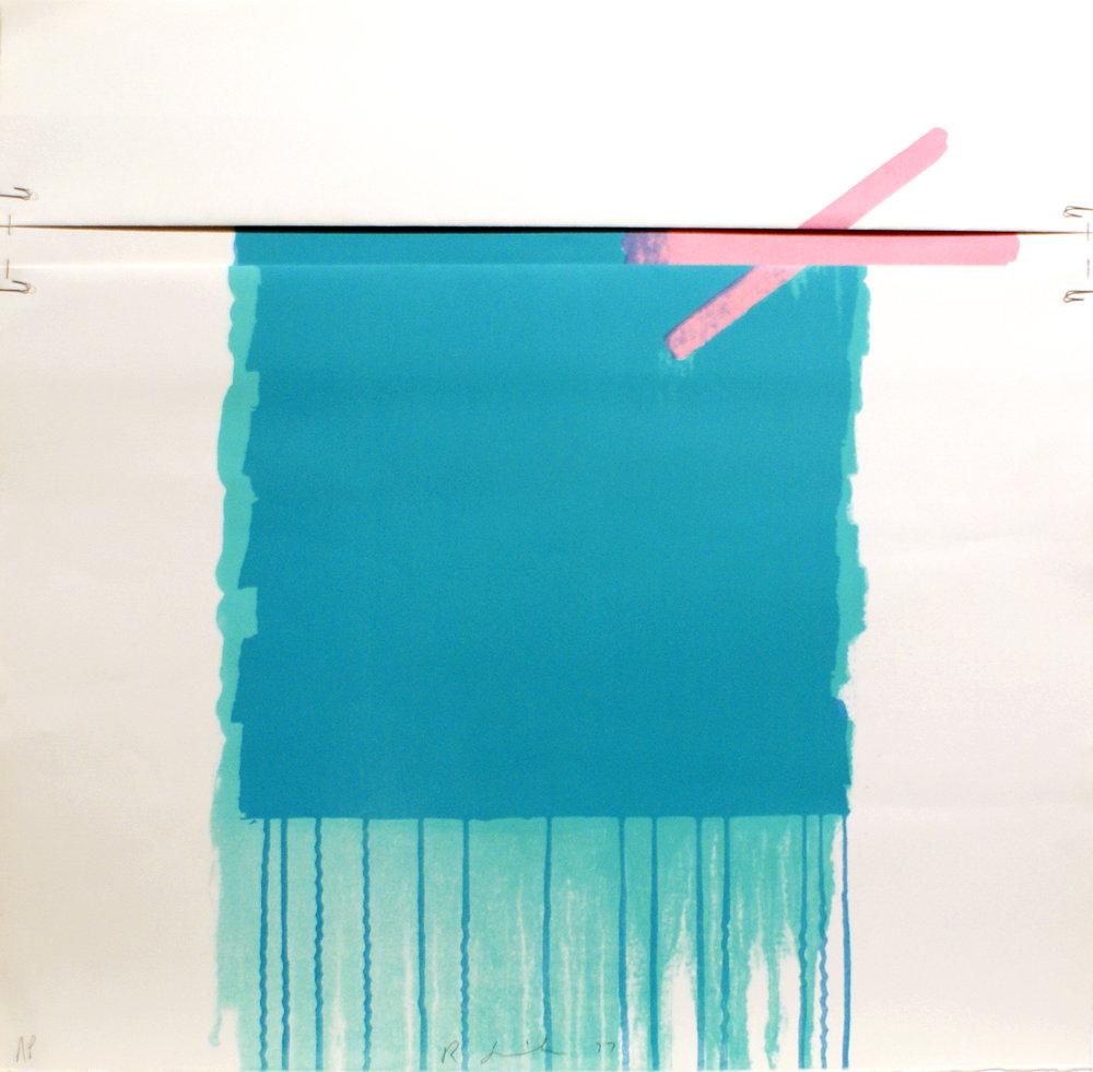 Chocolate Box I (Turquoise), 1977