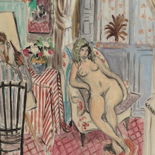 Henri MatissePainting, Sculpture, Drawing, Prints - 2 June - 23 October