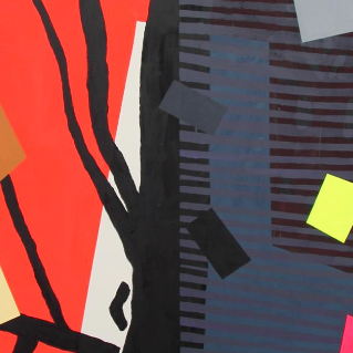 Bruce McLeanA Hot Sunset and Shade Paintings - 2 December - 28 January