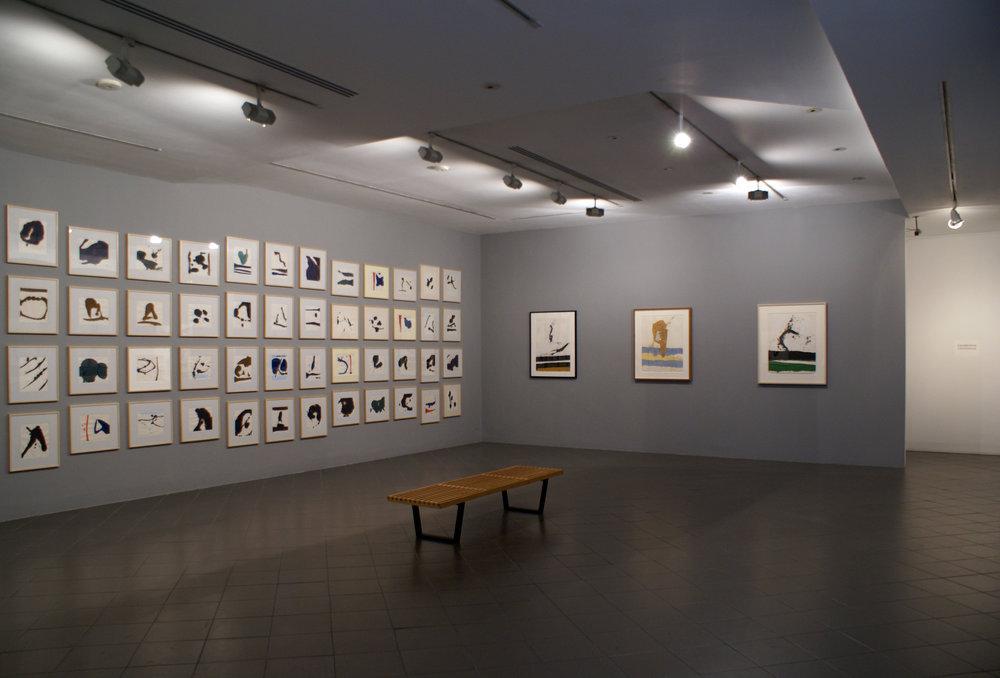 Robert Motherwell Works on Paper.10.JPG