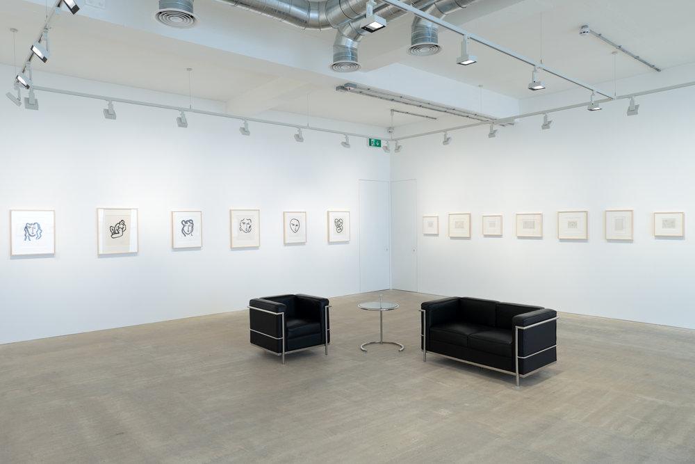 Matisse prints 2018 install 2.jpg