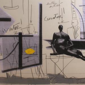 Bruce McLeanThe Shape of Sculpture - 10 October - 10 November