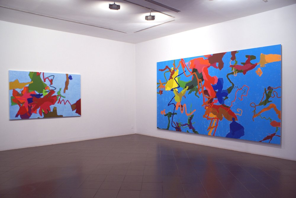 Cohen, Harold New Paintings 2011.9.JPG