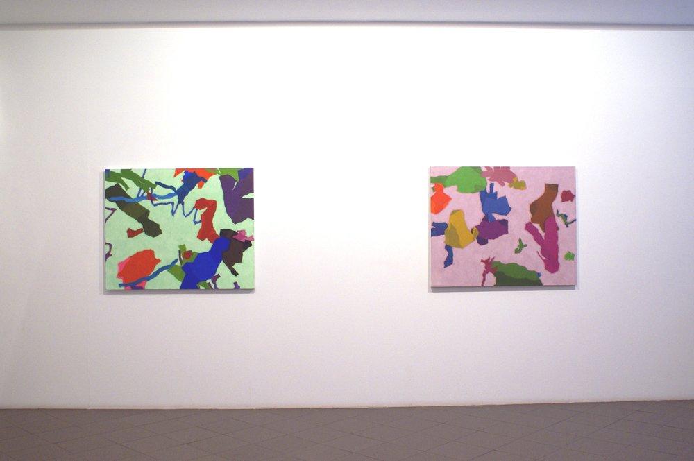 Cohen, Harold New Paintings 2011.11.JPG