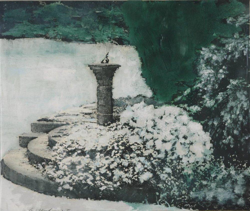 Winter Sundial, 1975
