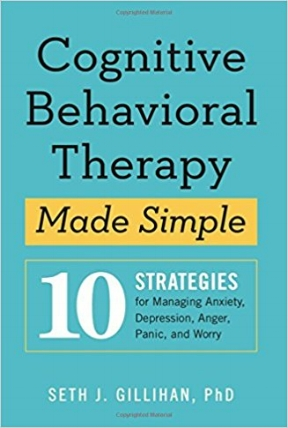 Cognitive Behavioral Therapy Made Simple   delivers a simplified approach to learning the most essential parts of cognitive behavioral therapy and applying them to your life.
