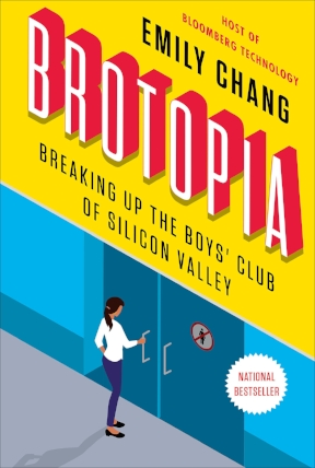 Brotopia: Breaking up the Boys' Club of Silicon Valley     reveals how Silicon Valley got so sexist despite its utopian ideals, why bro culture endures, and how women are finally starting to speak out and fight back.