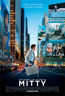 The Secret Life of Walter Mitty  | Ben Stiller directs and stars in this inspiring story about an ordinary man who finds the courage to discover his destiny and leap into the extraordinary adventure that is life.