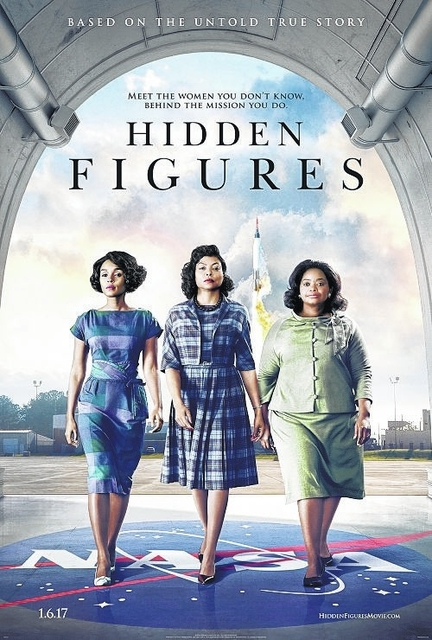 Hidden Figures  | An incredible & inspiring untold true story about three women at NASA who were instrumental in one of history's greatest operations - the launch of astronaut John Glenn into orbit.