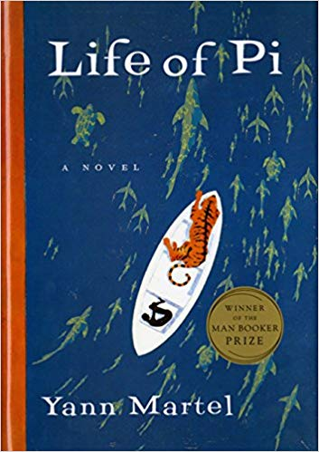 Life of Pi  | Pi Patel is an unusual boy. The son of a zookeeper, he has an encyclopedic knowledge of animal behavior, a fervent love of stories, and practices not only his native Hinduism, but also Christianity and Islam. When Pi is sixteen, his family emigrates from India to North America aboard a Japanese cargo ship, along with their zoo animals bound for new homes.