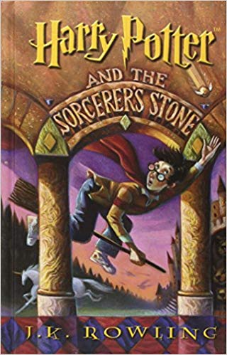 Harry Potter  | The son of a powerful wizard and witch who are killed by an even more powerful sorcerer. Sent to live with his Muggle (non-magical) aunt, uncle, and cousin, Harry is treated poorly without knowing why. On his tenth birthday, Harry learns that he is a wizard and is to go off to Hogwarts, a prestigious school for wizards and witches. Harry and his friends, Hermione and Ron, soon discover that something shady is going on, and they must save Hogwarts from the very sorcerer who killed Harry's parents.