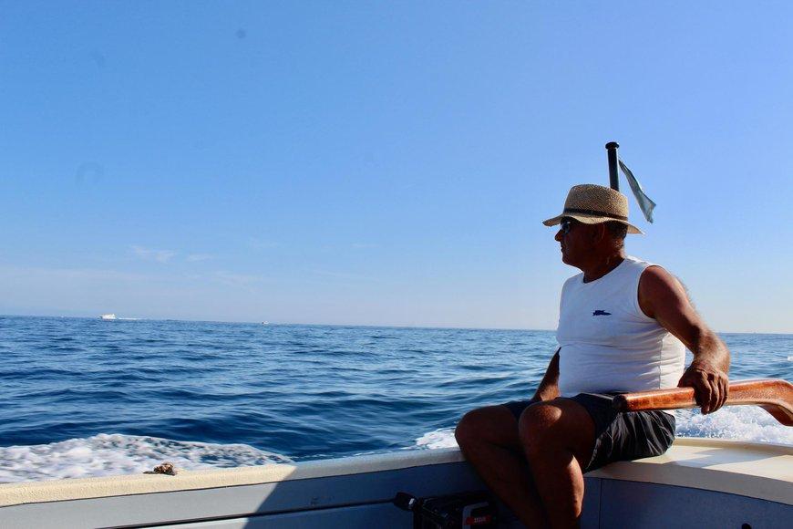 Gozzo- fishing boat
