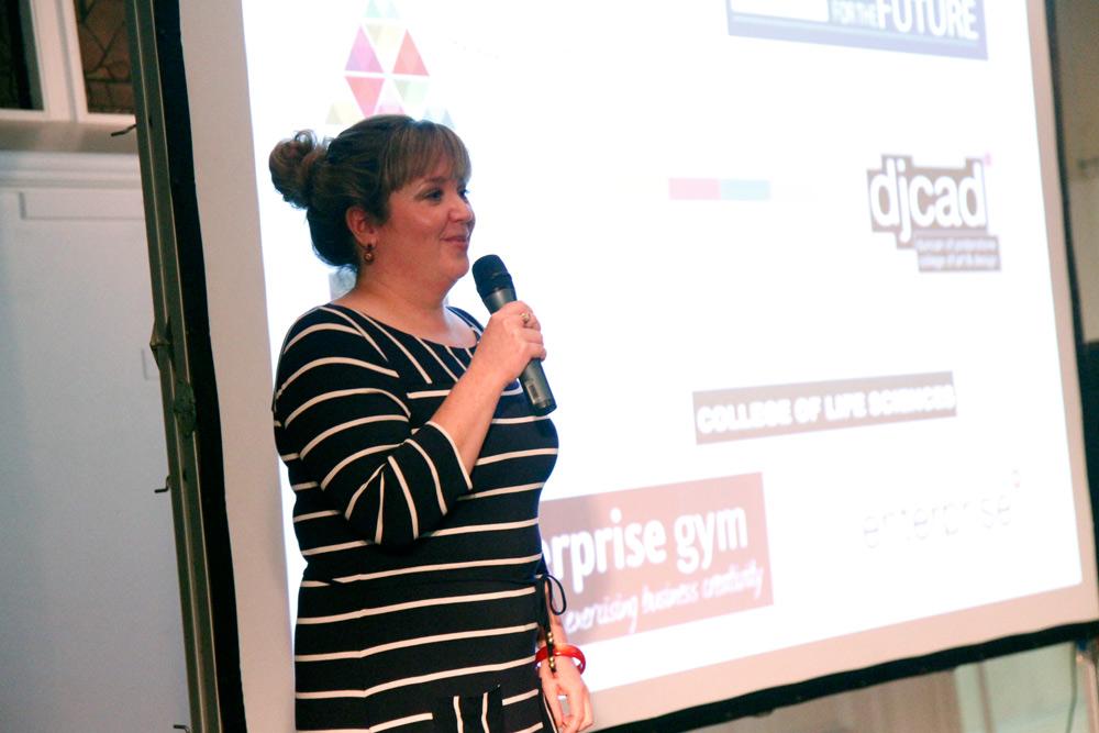 PECHA KUCHA - Creative Dundee - Nov 2012